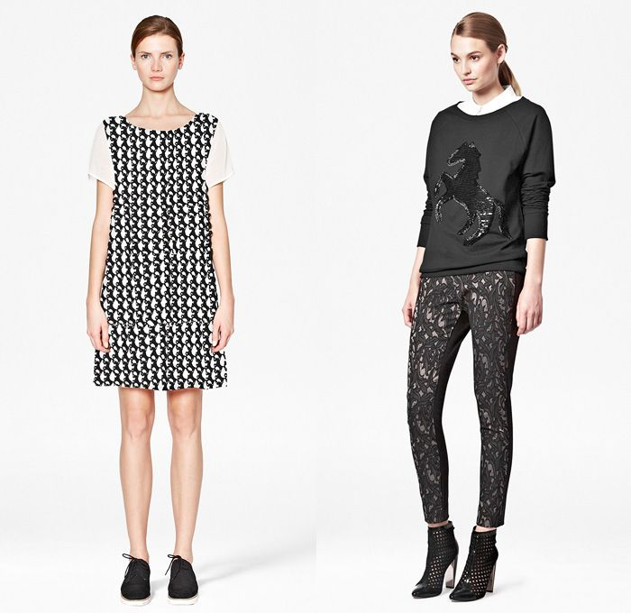1000 images about collections w 20132014 fw on