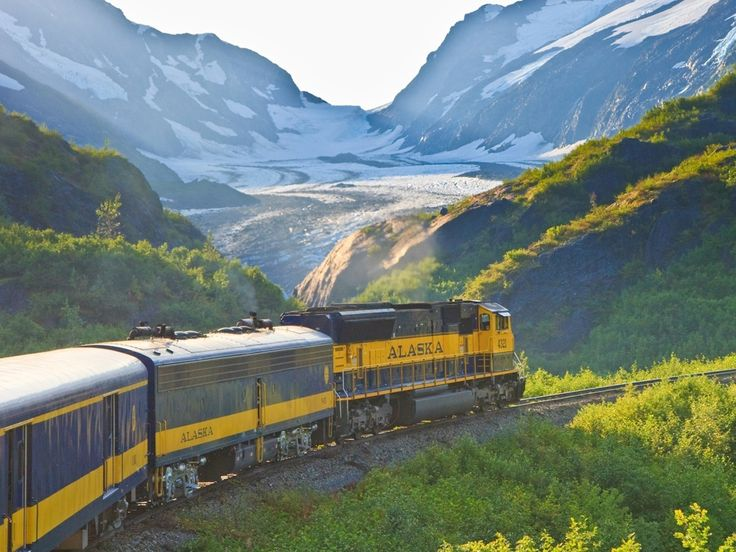 Alaska Railroad, GoldStar Service : America's Secret Swimming Holes : TravelChannel.com