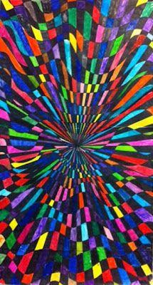 artisan des arts: Giant art mural - grades 2, 3, 4, 5