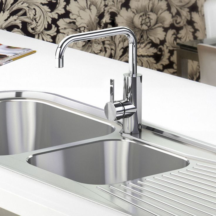 Caroma Liano Kitchen Sink Mixer Tap