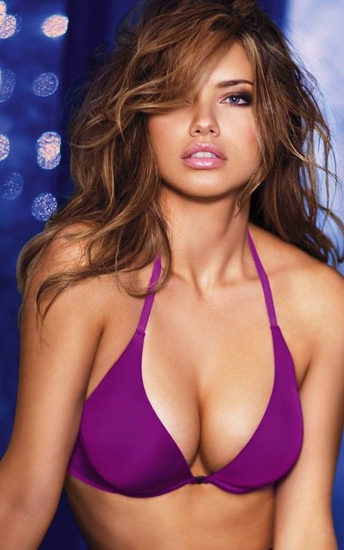 ADRIANA LIMA - DO THE M0ST BEAUTIFUL MODELS HAIL FROM SOUTH AMERICA? YOU BETCHA.