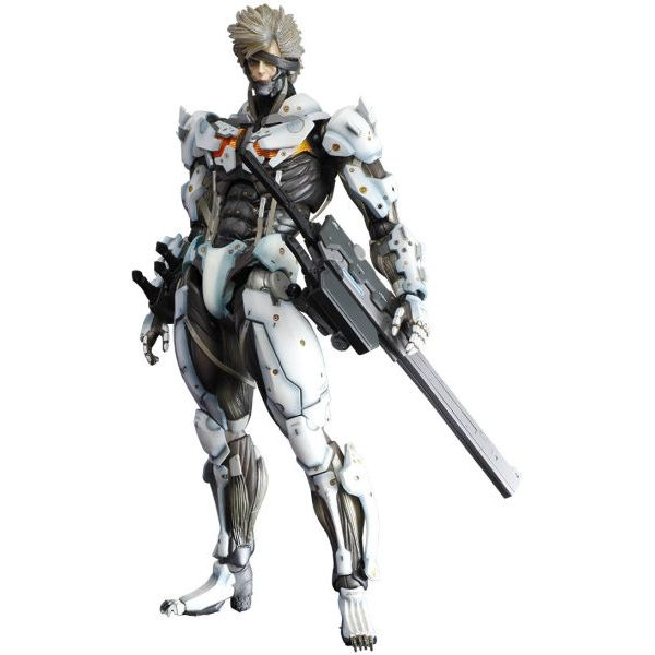 Play Arts Kai White Raiden Action Figure - Limited Edition!!!! http://www.nzgameshop.com/action-figures/metal-gear-rising-revengeance-play-arts-kai-white-raiden-action-figure-limited-edition