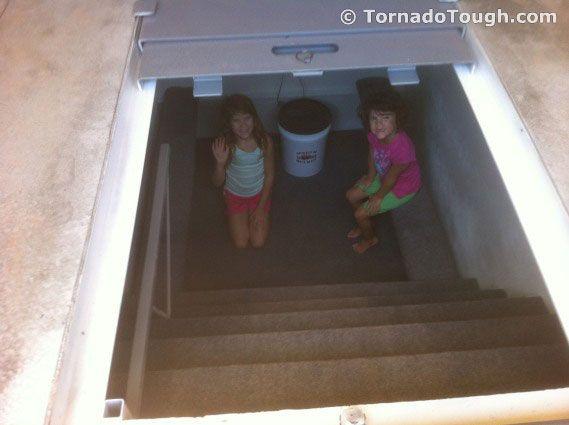 9 Best Under Garage Storm Shelter Images On Pinterest