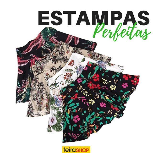 Os shorts saia estão super em alta neste verão! Isso porque ele une o conforto do short e o estilo da saia. Qual sua estampa favorita? ❤️ Onde encontrar: Baiuka Modas (Rua Rio de Janeiro, 882 - Loja 6 - Baiuka) #feirashop #lindadefeirashop #moda #modabh #modamineira #modaparameninas #look #lookdodia #trend #tendencia #style #estilo #fashion #saia #shortsaia #short #verao #carnaval #bh