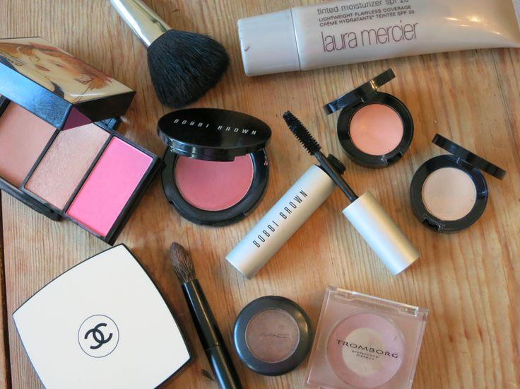 Min hverdagsmakeup // Everyday makeup