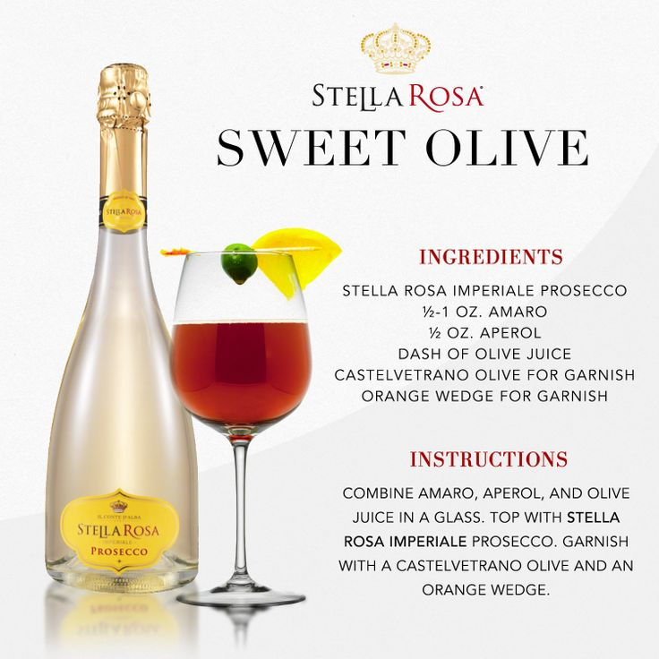 35 best stella rosa images on pinterest rosa wine for Cocktail recipes with white wine