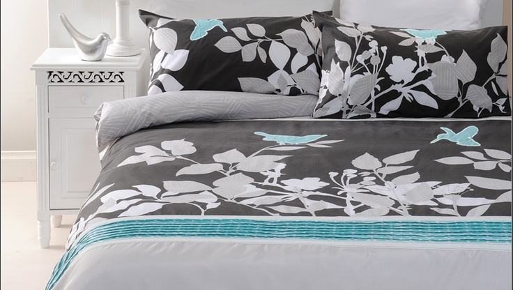 Hudson Bed Linen by Paxton