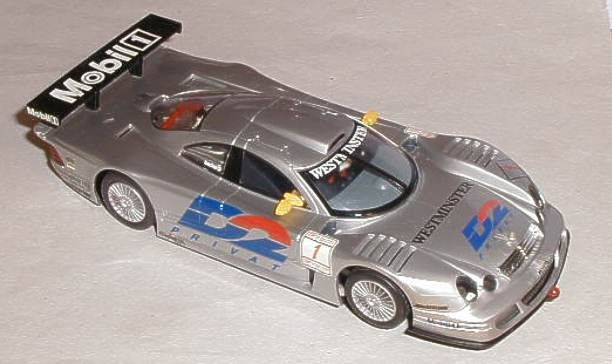 Scalextric car C2081 Mercedes CLK LM for sale