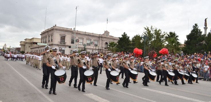 Todo listo para desfile cívico militar del 207 aniversario de la independencia