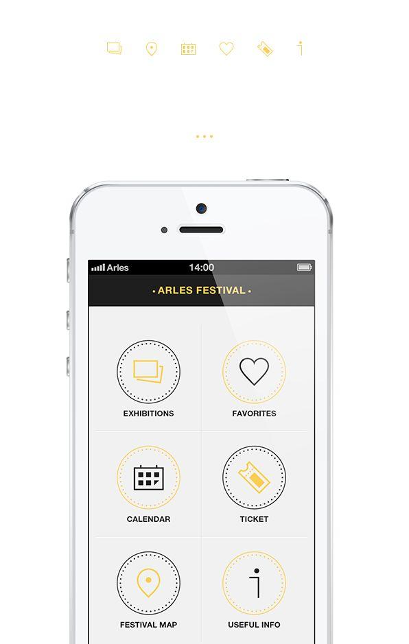 #ui #app #application #mobile #design #inspiration