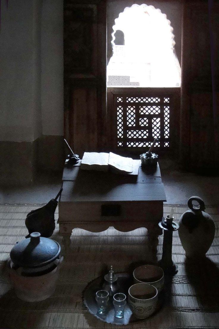 Marrakech 121118-1703 by Schoendy. Medersa Ben Youssef