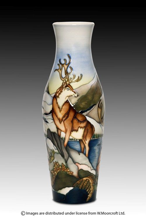 Moorcroft Pottery Designer Kerry Goodwin Moorcroft Pinterest Ux Ui Designer Vase And The