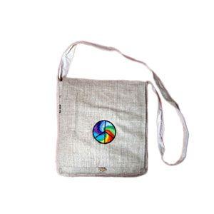 Handmade hemp bag