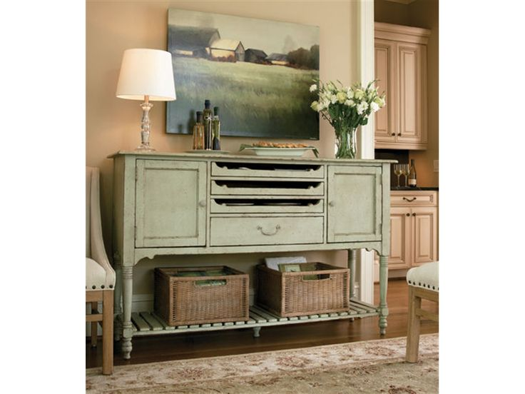 Universal Furniture Dining Room Farmhouse Sideboard 29779 Woodley 39 S Furniture Colorado