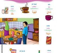 Makanan dan Minuman (2) - Ebook Anak
