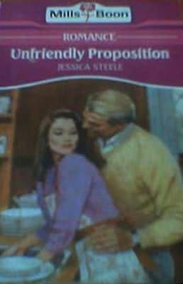 book cover of   Unfriendly Proposition