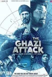 Watch The Ghazi Attack 2017 Full Hindi Movie Free Online  Watch The Ghazi Attack 2017 Full Hindi Movie Free Online Director: Sankalp Reddy Starring: Tapsee Pannu, Rana Daggubati, Kay Kay Menon, Atul Kulkarni Genre: Drama, History Released on: 17 Feb 2017 Writer: Sankalp Reddy (novel) IMDB...