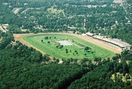 Opened in 1863 and located in Saratoga Springs, NY, this horse racing track is the single oldest sporting venue in the United States. Many highly prestigious races are held there, but the most notable is the Travers Stakes, the oldest major thoroughbred stakes race in the U.S.