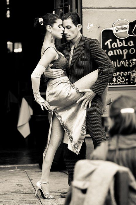 Argentina. Buenos Aires Street Tango by Chigirev Portrait Photography. °.
