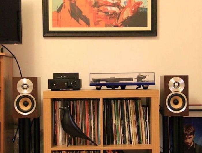 die besten 25 audio rack ideen auf pinterest hifi rack hifi regal poco und hi fi st nder. Black Bedroom Furniture Sets. Home Design Ideas