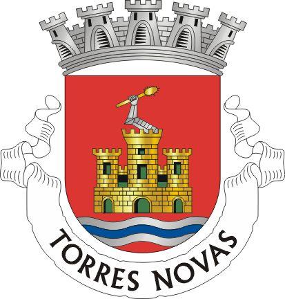 Brasão de Torres Novas. O concelho de Torres Novas data do princípio da…