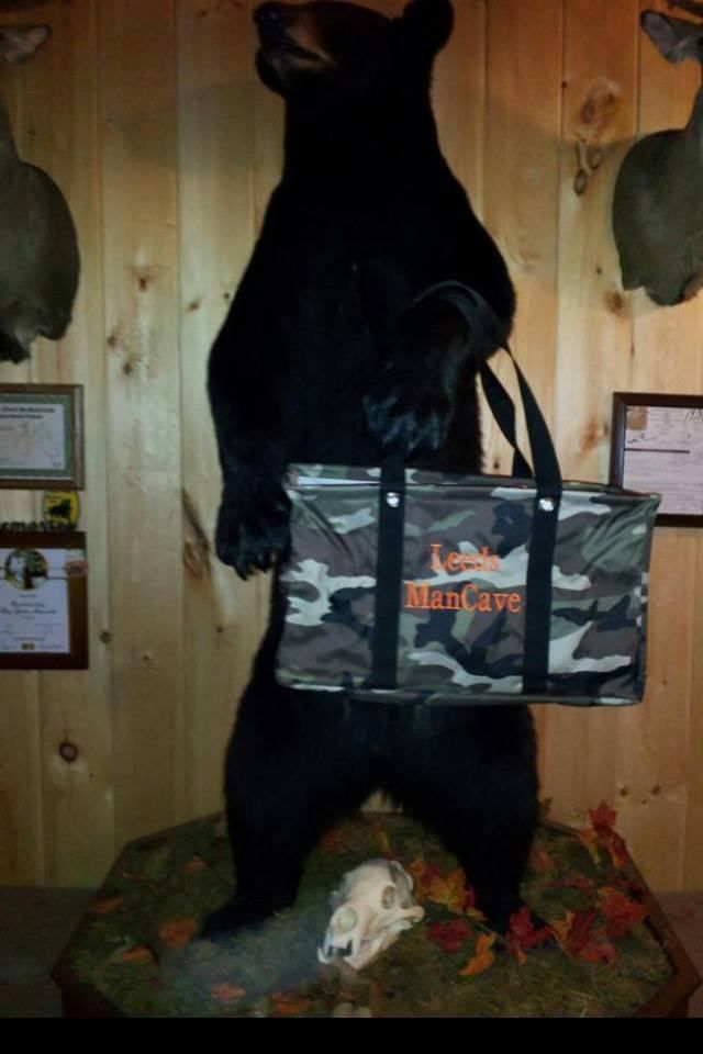 78 images about hunting fishing themed man caves on for Fishing decor for man cave