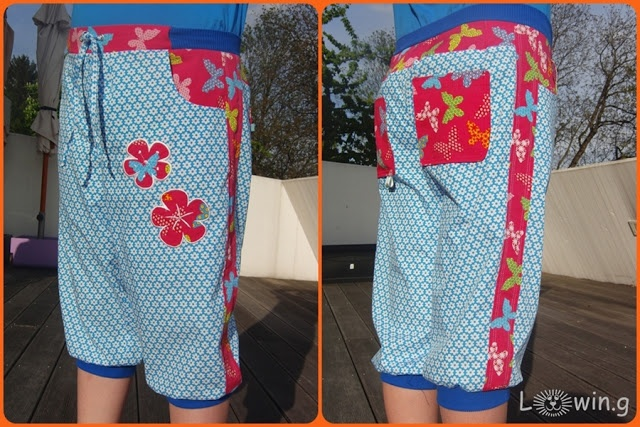 leichte Sommerhose .... Summertrousers