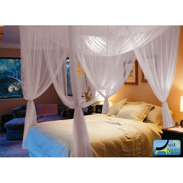 Best 25+ Mosquito Net Canopy Ideas Only On Pinterest