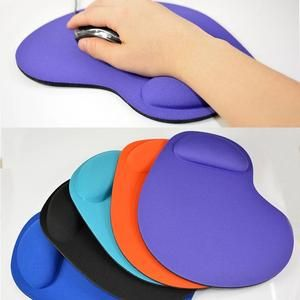 EVA Silicone Mouse Pad with Wrist Rest