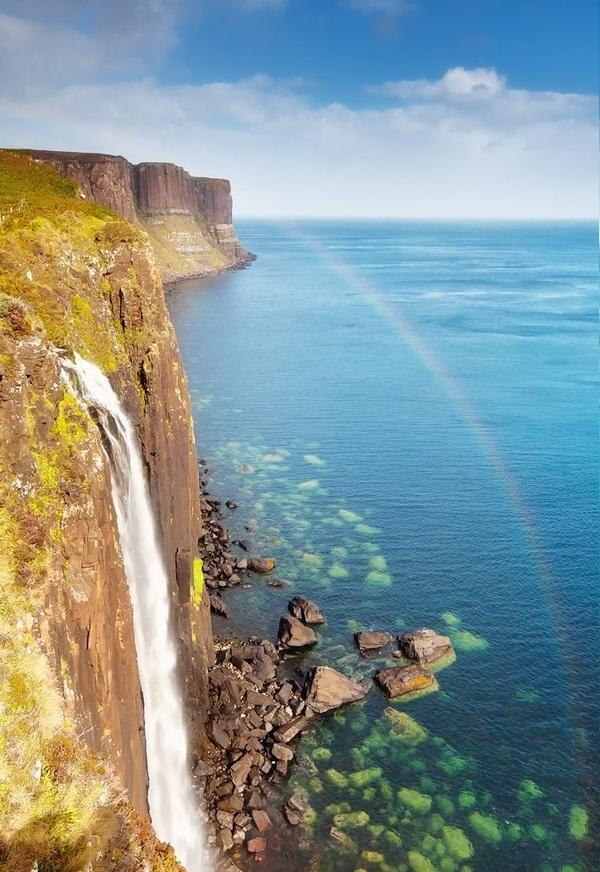 Waterfalls Taken by Nicolas Rottiers