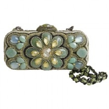 Agave: Agave Bag, Frances Handbags, Agave, Purse, Embellished Handbags, Mary Frances, Handbags Trimmings, Frances Agave, Frances Bags
