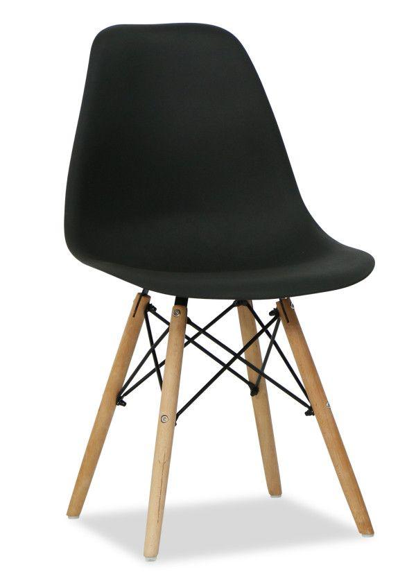 Black ChairAt Design Replica Home Designer Eames MpVqzSU