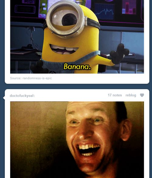 """Doctor: """"Don't drop the banana!"""" Jack: """"Why not?!"""" Doctor: """"Good source of potassium."""""""