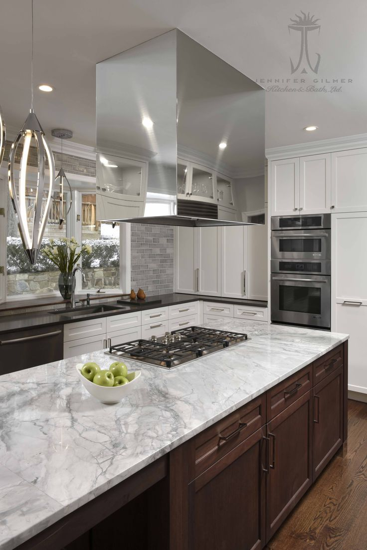 Design by  PaulBentham4JenniferGilmer in Bethesda  Maryland   Design by  PaulBentham4JenniferGilmer in Bethesda  Maryland includes  RangeCraft Custom Island Hood with Mirror Stainless Finish 39 x25 5 x38 5   and . Kitchen Design Bethesda Md. Home Design Ideas