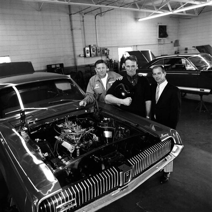 Dual Quad Cougar… Bud Moore, Dan Gurney, Parnelli Jones