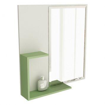 Compre Espelheira de Banheiro e pague em até 12x sem juros. Na Mobly a sua compra é rápida e segura. Confira!