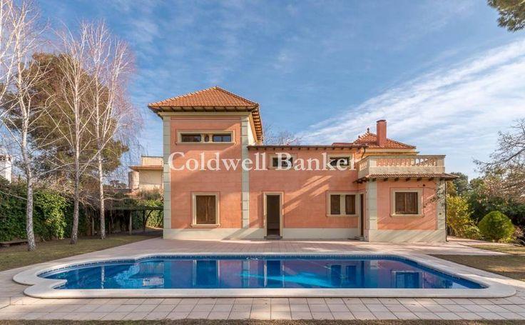Casa de estilo Toscano 370 m2 | Sant Cugat Del Vallés | B00610SQ | Coldwell Banker Sant Cugat
