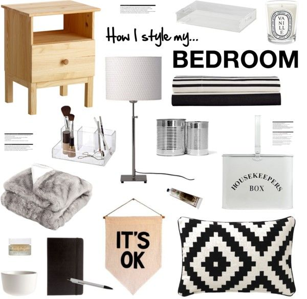 """""""My Bedroom"""" by emmy on Polyvore"""