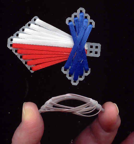 Ribbon Angel Pin