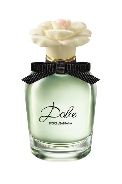 An intoxicating blend of white flowers, the new Dolce is an intensely feminine fragrance which the designers say was inspired by memories of Sicily and also the complexity of fine craftsmanship - much like the creation of one of their exquisitely embroidered dresses.