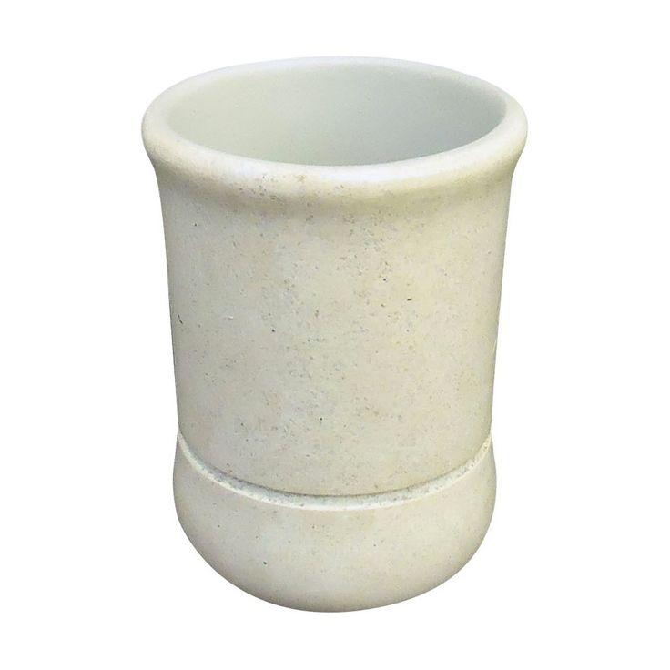 Marbled Stone Tumbler - Stone - Homewear