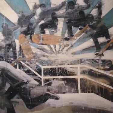 "Saatchi Art Artist Kjetil Jul; New Media, ""Spinnin´ Wheels - Limited Edition 5 of 30"" #art"