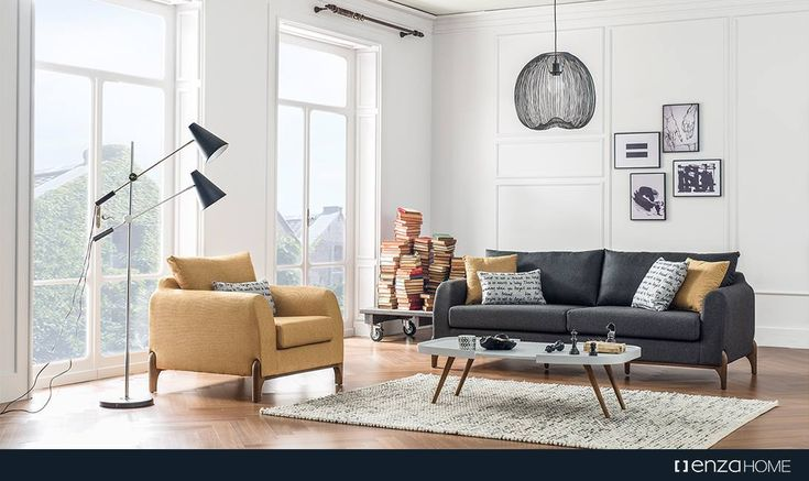 Modern duruşu ile Polka Koltuk Takımı, geniş oturum alanı ve yatağa dönüşebilen 3'lü koltuk alternatifiyle yüksek konforu işlevsellikle buluşturuyor.