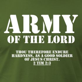 The Latter Days: Onward Christian Soldiers