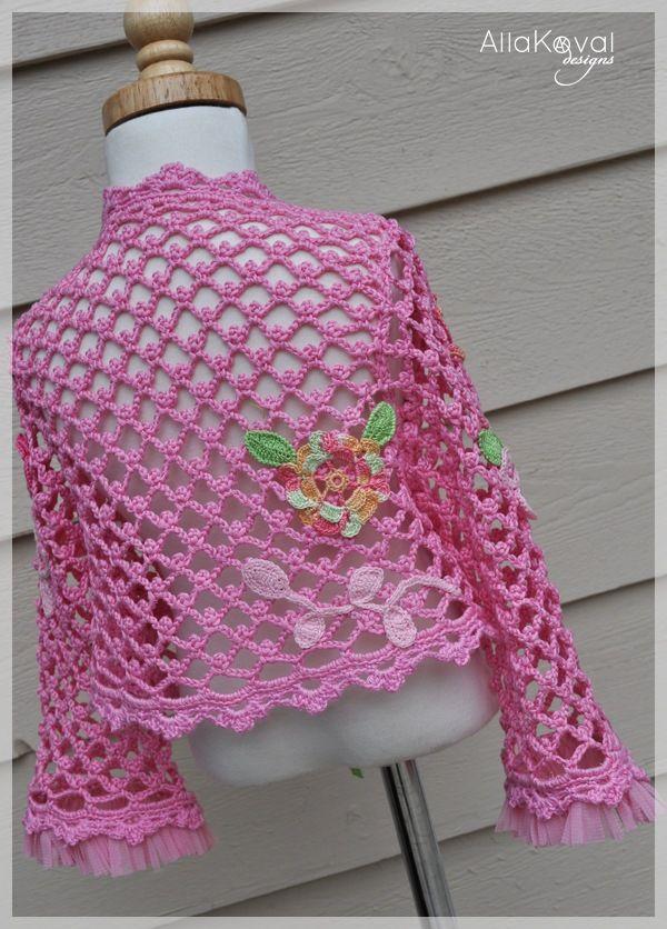 Crochet Dress Patterns For Girls Little Girl S Dress