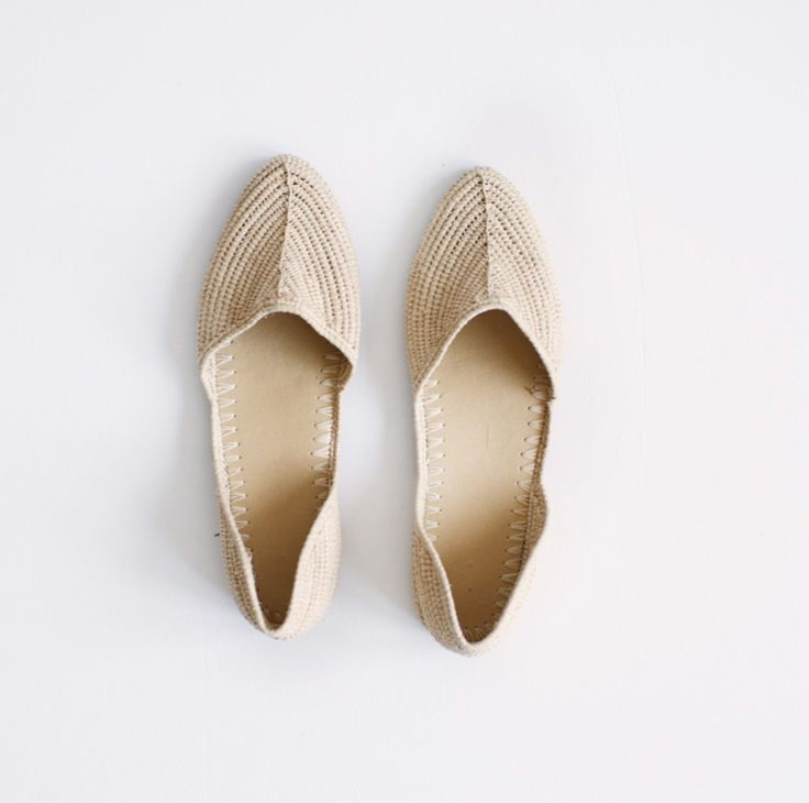 raffia sandals by proud mary