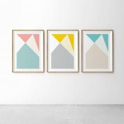 Abstract Two Artwork | Various Colours