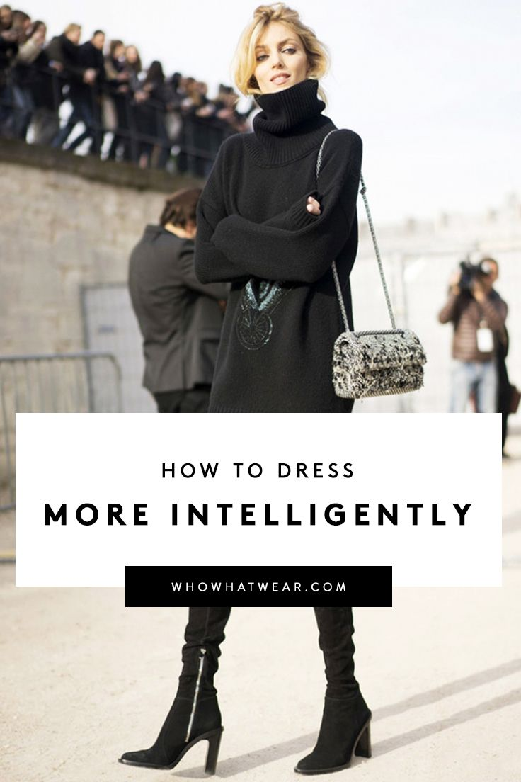 If you only ever wear black, this is going to make you really happy.