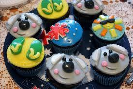 #AustraliaDayOnboard australia day cakes