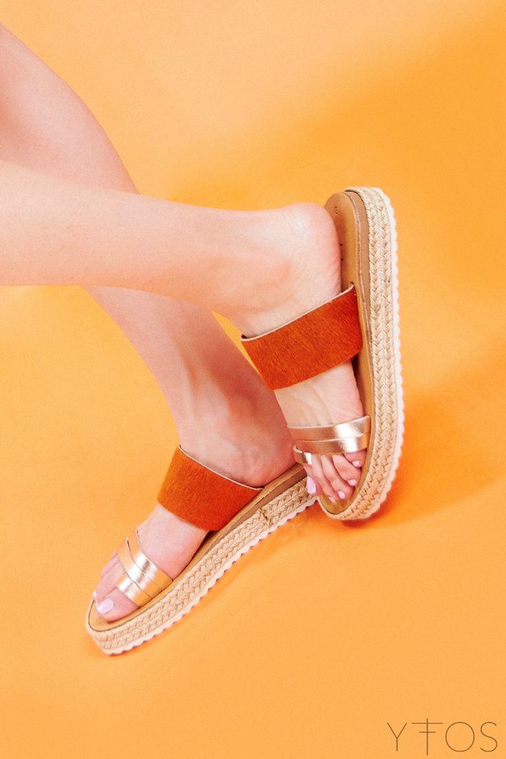Yfos Online Shop | Shoes | Trinity Sandals by De.bour